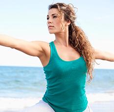 Beach Exercise Wear