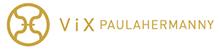 VIX paulahermanny logo