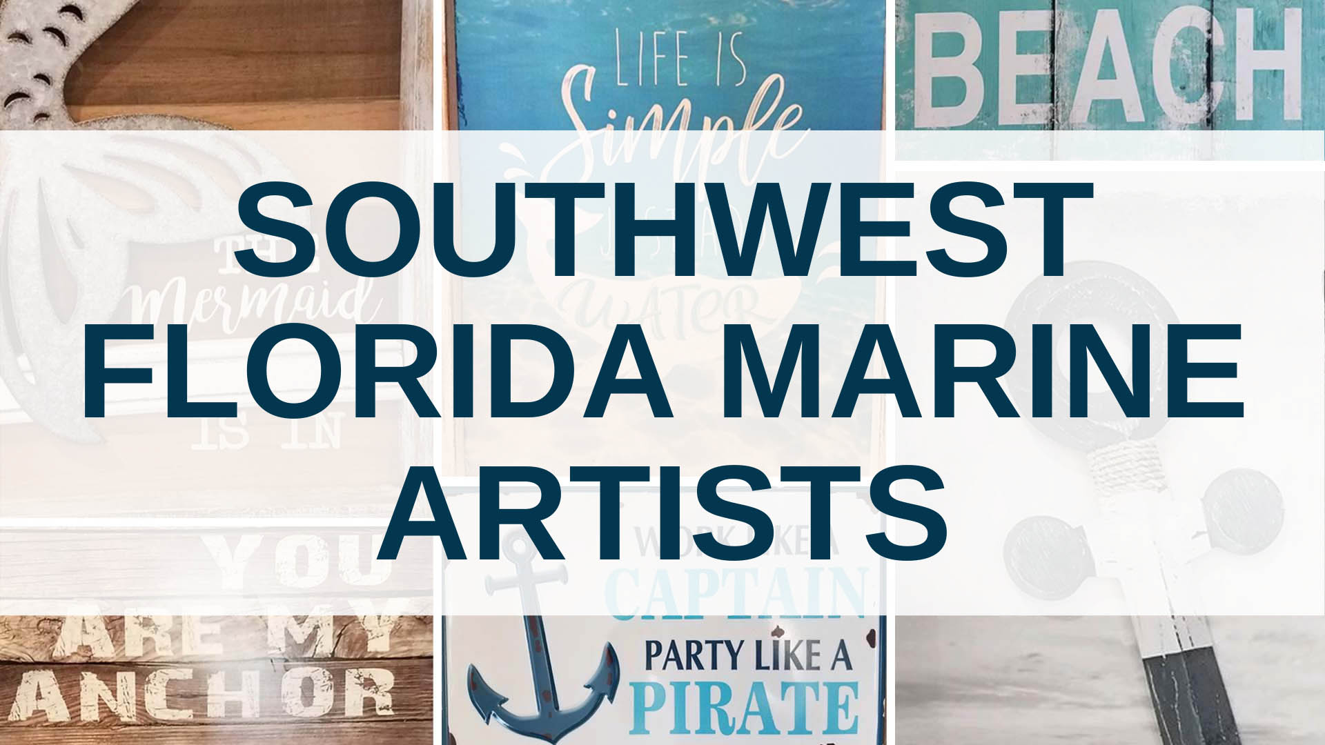 Southwest Florida Marine Artists