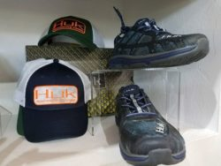Shoes and Hats Huk gear